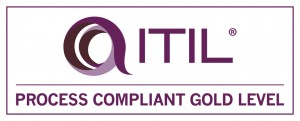 ITIL Process Compliant-Gold