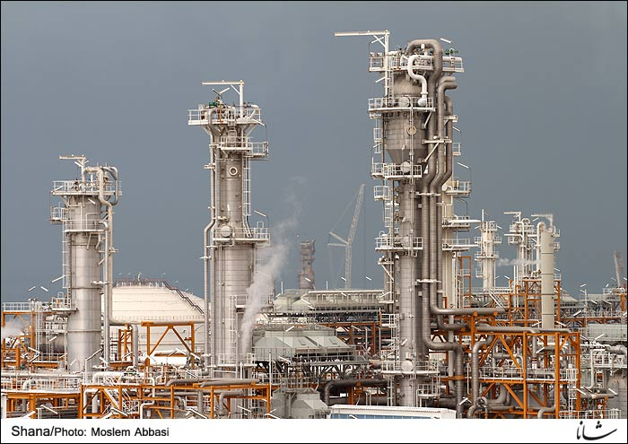 شرکت مجتمع گاز پارس جنوبی
