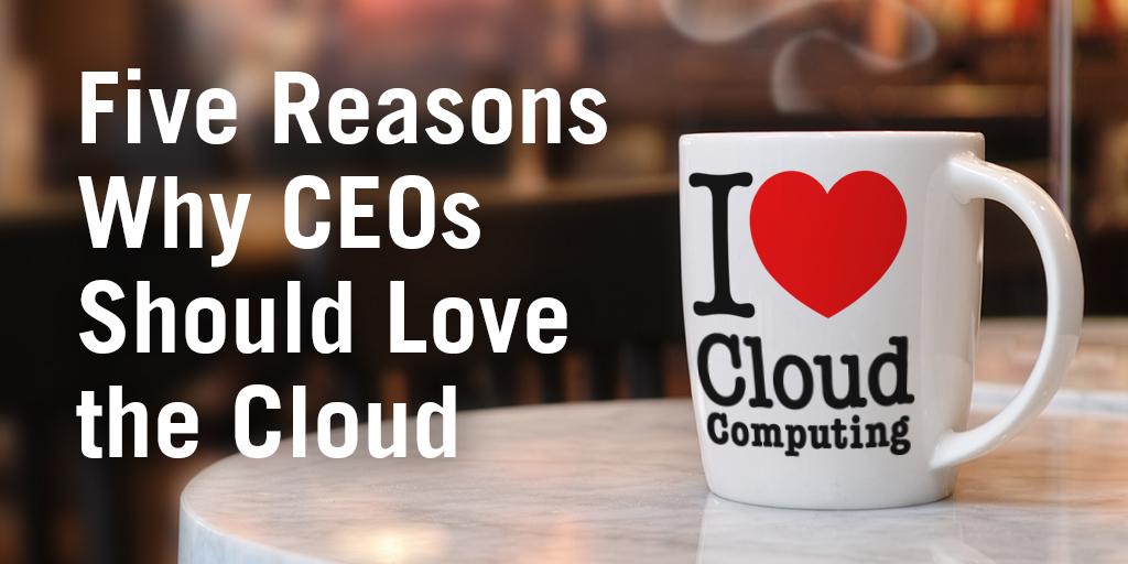 5 دلیل برای دوست داشتن رایانش ابری