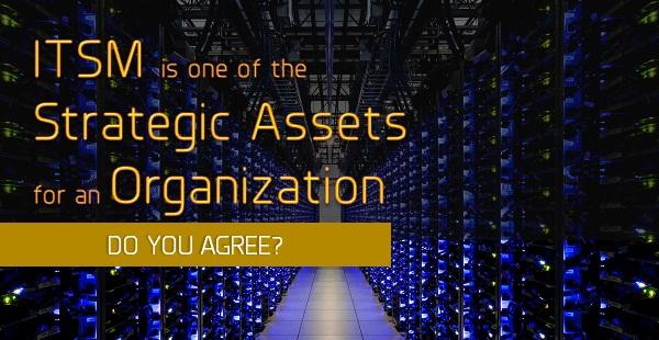 ITSM در سازمانها به عنوان یک دارایی استراتژیک شناخته میشود