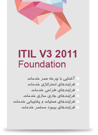 کارگاه ITIL Foundation