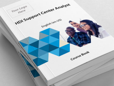 HDI – Support Center Analyst