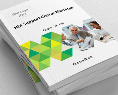 HDI – Support Center Manager