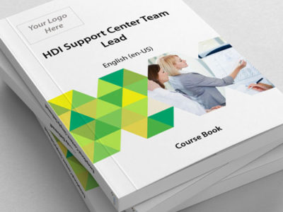 HDI – Support Center Team Lead