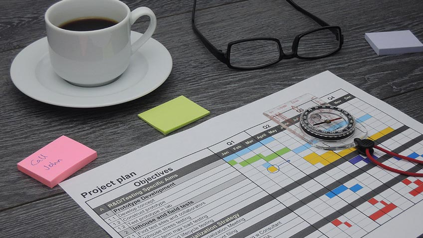 مدیریت پروژه و نکاتی برای حفظ همراهی کارمندان در طول پروژه