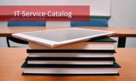 تدوین مجموعه نیازمندی های مشتری در کاتالوگ خدمت