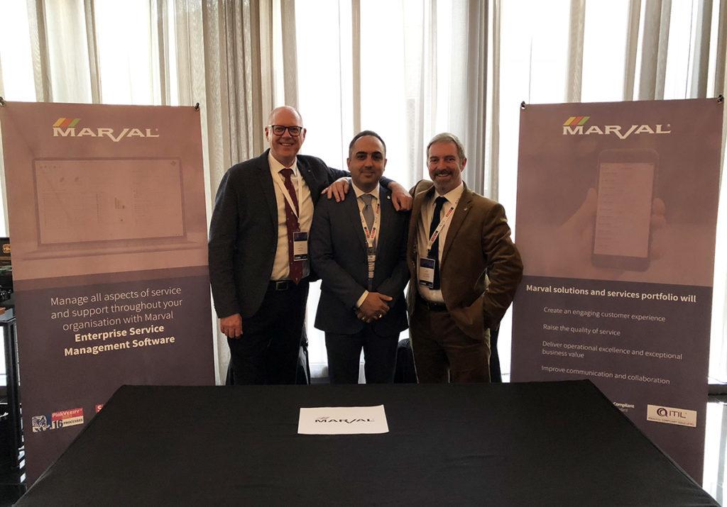 حضور شرکت رایزن سامانه گستر در اولین همایش SDI در خاورمیانه