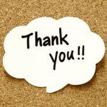 از تمامی شما سپاسگزارم!