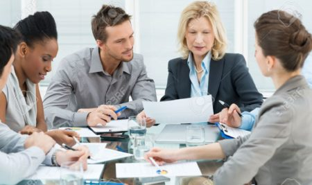 ایجاد ارتباط بین افراد تیم