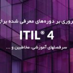 ITIL 4 Courses Overview