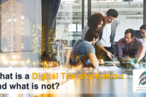 تحول دیجیتال چیست