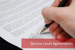 Service Level Agreement – SLA